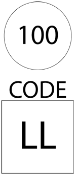 double-letter pricing codes